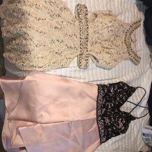2 Homecoming Dresses